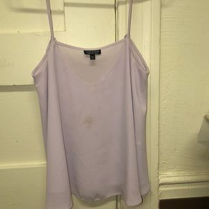 Topshop Tops - Top shop Loose flowy top, bows on the back
